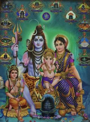 shiv & family