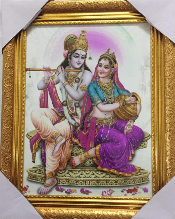 Radha & Krishna