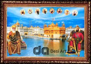 guru granth sahib ji golden temple