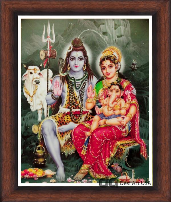 shiv shankar family
